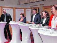 Bürgermeisterwahl: Kaufering: Die Kandidaten stellen sich erstmals