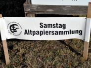 Landkreis Landsberg: Wenn das Altpapier nicht mehr abgeholt wird