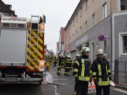 Dießen: Heiße Asche sorgt für Feuerwehreinsatz