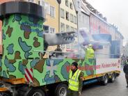 Landsberg: Die Luftwaffe geht, die Lech-Wehr kommt
