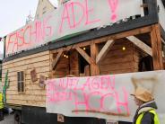 Landsberg: Trotz des Ärgers soll der Gaudiwurm in Landsberg bleiben