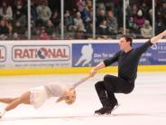 Eiskunstlauf Landsberg: Die Olympiasieger waren schon in Landsberg