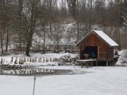 Dießen: Der Damm im Schacky-Parkmuss saniert werden
