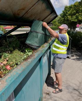 Wie wird plastik entsorgt