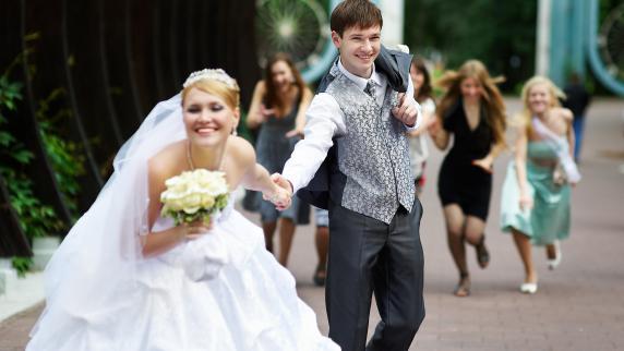 Das Paar-Leben: Hochzeitsspiele