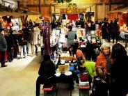 Mödingen: Romantischer Weihnachtsmarkt auf dem Stettenhof in Mödingen 2015