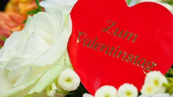 Valentinstag 2014: Liebesgeständnis Am Valentinstag   Promis, Kurioses, TV    Augsburger Allgemeine