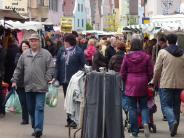 Marktsonntag WER 23.10.2016: Entspannter Einkaufsbummel am großen Marktsonntag