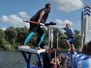 Antonibergfest, Samstag, 11. Juli: WettkampfundGemütlichkeitan der Donau