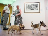 Tiere: Bloß nicht das Bein heben! Hundeführungen imMuseum