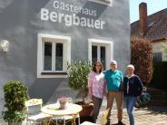 """Hotel Bergbauer T.d.o.Tür 2704 und 29.4: """"Schlafen mit einem Original"""" in einem Hotel mit Flair"""