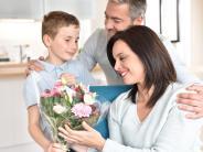Muttertag: Schön, dass es dich gibt, Mama!