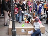 Kinderspieletag: Jetzt sind die Kinder am Zug!