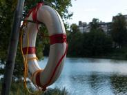 Königsbrunn: Badeunfall am Ilsesee: 60-Jährige wird wiederbelebt
