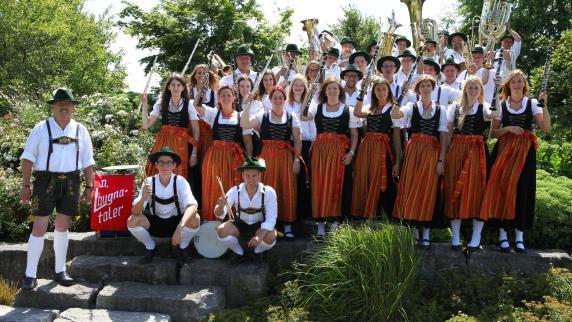 60 Jahre Laugnataler Musikanten Wiesenfest: Musikalische Festtage