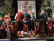 Waldfest Oberndorf 30. und 31.07.16: Tolle Biergartenatmosphäre mit Livemusik