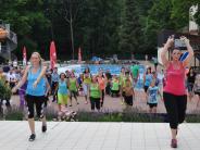 Sommernacht im Eichwaldbad 2016: Es ist wieder Sommer in der Stadt