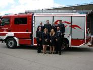 Fahrzeugweihe FFW Wertingen: Feuerwehr Wertingen öffnet seine Türen