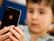 Medienkonsum: 70 Prozent der Kita-Kinder nutzen Smartphone mehr als halbe Stunde pro Tag