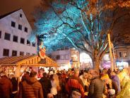Weihnachtseinkäufe III 0712Ex 0912NR: Neuburg – Das weihnachtliche Einkaufserlebnis