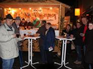 Weihnachtsmarkt Monheim: In Monheim liegt ein weihnachtlicher Duft in der Luft