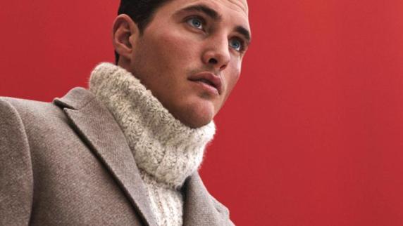 Männermode und mehr: Mode: Das Comeback des Rollkragens für denMann