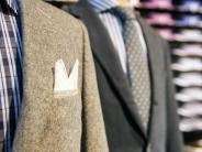 Mode-Tipps für Männer: Einstecktuch muss zum Hemd und nicht zur Krawatte passen
