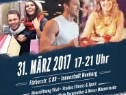 Fun, Fashion und Sport: Lifestyleabend im Fürstgartencenter