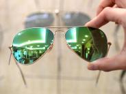 Comeback mit Doppelsteg: Pilotenbrillen wieder im Trend