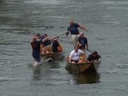 44. Fischergasslerfest: Zünftiges Straßenfest & Wettkämpfe auf der Donau