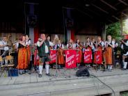 Wiesenfest in Laugna: Auf zum gemütlichen Wiesenfest!