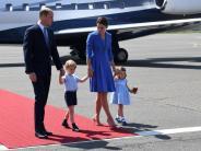 Royaler Nachwuchs: Freude im Palast: Prinz William und Herzogin Kate erwarten ihr drittes Kind