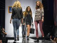 Mode vom Discounter: US-Sängerin Anastacia mit neuer Kollektion für Aldi