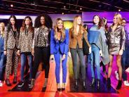 84 Teile zur Auswahl: Heidi Klum stellt ihre Lidl-Mode vor
