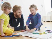 Auf Rückmeldung angewiesen: Lob und Kritik: So finden Eltern die richtigen Worte