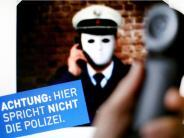 Dreiste Abzocke: Bei Anruf Betrug - Falsche Polizisten ziehen Senioren ab