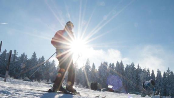 Schutz für die Haut: Hautschutz: Für den Wintersport einplanen