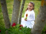 Kommunion und Konfirmation: Im Mittelpunkt steht das Kind