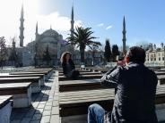 Tourismus: Nach dem Anschlag in Istanbul denkt kaum jemand an Urlaub