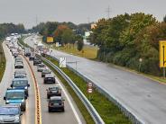 Region Augsburg: Wann ist ein Ende der Staus auf der B17 in Sicht?