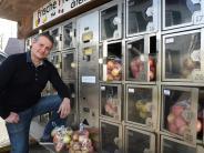 Region Augsburg: Immer mehr kaufen Milch und Obst aus dem Automaten