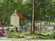 Rätselhafte Orte: Woher der Augsburger Siebentischwald seinen Namen hat