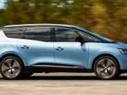 Test: Renault Grand Scénic: Platz für Neues