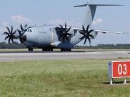 Kreis Augsburg: Airbus A400M auf dem Lechfeld: Bisher nicht viel mehr als eine Idee