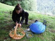 Survival-Sommer: Die Aufgabe: Ernähr dich nur von dem, was du draußen findest!