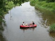 Survival-Sommer: Die Aufgabe: Mit dem Schlauchboot bis zur Donau