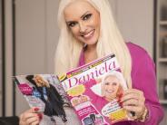 TV-Sternchen: Daniela Katzenberger hat jetzt ein Magazin - Eine Blattkritik