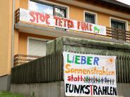 Aichach-Friedberg: Ein Dorf läuft Sturm gegen Sendemasten für Rettungsdienste