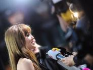 Berlin: Angelina Jolie, die geheimnisvolle Schöne