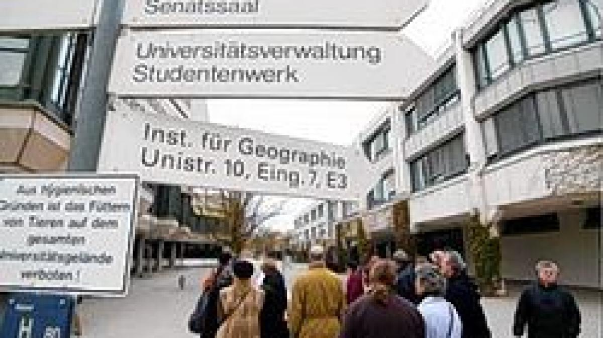 Uni Augsburg singler